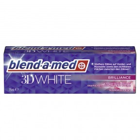 blend-a-med Zahncreme 3D White Brilliance