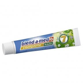 blend-a-med Zahncreme Complete Kräuter