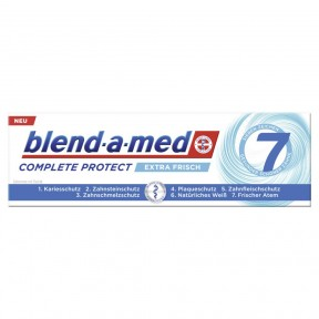 blend-a-med Zahncreme Complete Protect Extra Frisch 75 ml