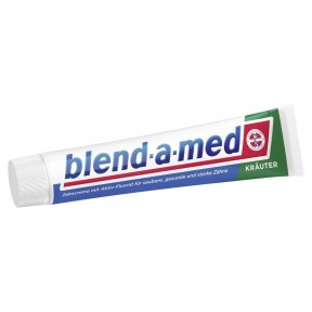 blend-a-med Zahncreme Kräuter