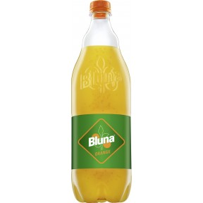 Bluna Orange 1 ltr PET