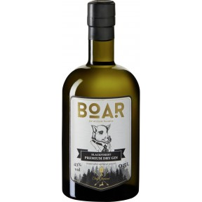 Boar Black Forest Premium Dry Gin 0,5 ltr