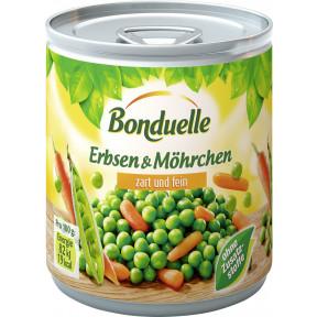 Bonduelle Erbsen & Möhrchen zart und fein 200G