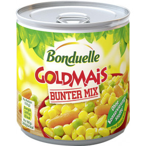 Bonduelle Goldmais Bunter Mix 400 g