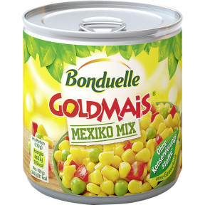 Bonduelle Goldmais Mexiko Mix 340 g