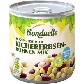 Bonduelle Verzehrfertiger Kichererbsen-Bohnen-Mix 310 g