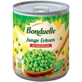 Bonduelle Junge Erbsen zart und extra fein 800 g