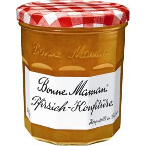 Bonne Maman Pfirsich-Konfitüre 370 g