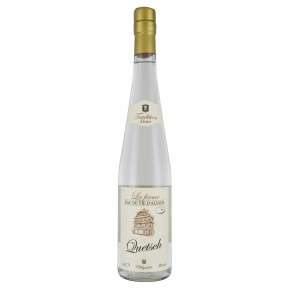 Bortzmeyer Traditionell Elsass Quetsch 0,7 ltr