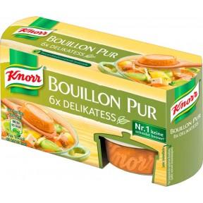 Knorr Bouillon Pur Delikatess 168 g