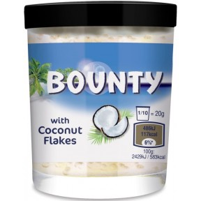 Bounty Brotaufstrich 200 g