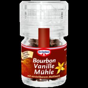 Dr.Oetker Bourbon Vanille Mühle