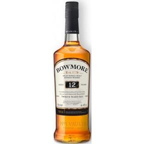 Bowmore 12 Jahre Single Malt Whisky