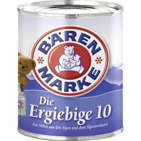 Bärenmarke Kondensmilch Die Ergiebige 10% Fett