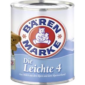 Bärenmarke Kondensmilch Die Leichte 4% Fett