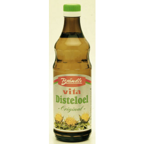 Brändle Vita Original Distelöl 500 ml