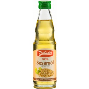 Brändle Vita Sesamöl kaltgepresst 100 ml