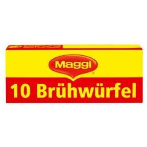 Maggi Brühwürfel 10x 4 g