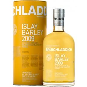 Bruichladdich Islay Barley 2009 Unpeated Whisky