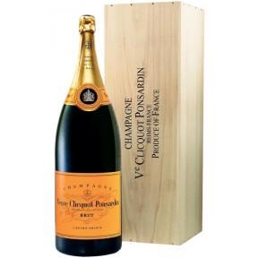 Veuve Clicquot Champagner Brut NEBUKADNEZAR Flasche