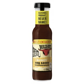 Bull's-Eye/Longhorn Honey BBQ Grillsauce