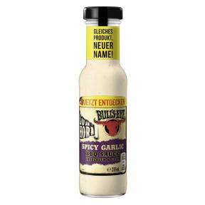Bull's-Eye/Longhorn Spicy Garlic BBQ Sauce