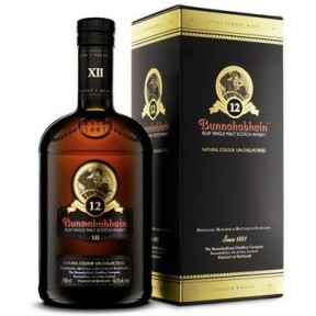 Bunnahabhain 12 Jahre Sherry Oak Single Malt Whisky