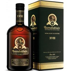 Bunnahabhain Single Malt Whisky 18 Jahre