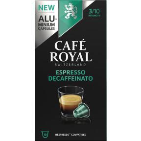 Café Royal Espresso Decaffeinato Kaffeekapseln 10ST 50G
