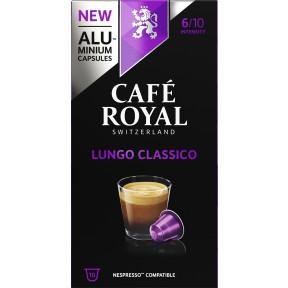 Café Royal Lungo Classico Kaffeekapseln 10x 5,2 g
