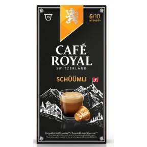 Cafe Royal Lungo Schüümli Kapseln 10x 5,2 g