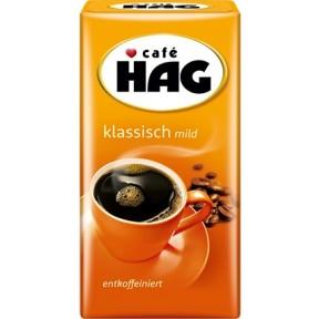 Café Hag Klassich mild entkoffeiniert