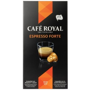Cafe Royal Espresso Forte Intensität 8