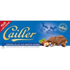 Cailler Milch-Nuss-Schokolade 100 g
