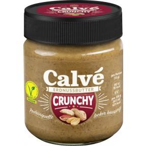 Calvé Erdnussbutter Crunchy 210 g