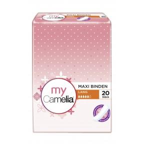 My Camelia Maxi Binden lang 20 Stück