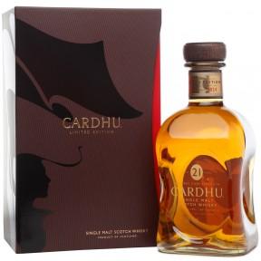 Cardhu 21 Jahre Limited Edition 1991/2013