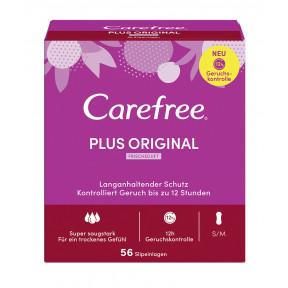 Carefree Plus Original Frischeduft Slipeinlagen 56ST