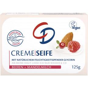 CD Cremeseife Mandelmilch & Beeren 125G