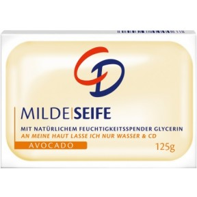 CD Milde Seife Avocado