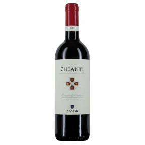 Cecchi Chianti DOCG Rotwein 2016 0,75 ltr