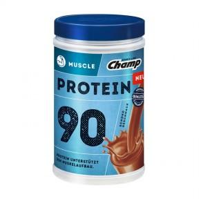 Champ Muscle Protein 90 Shake Schokogeschmack
