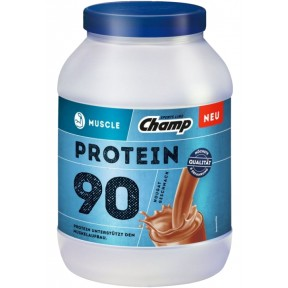 Champ Muscle Protein 90 Shake Nougatgeschmack