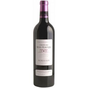 Chateau Bois Pertuis Bordeaux AOC Rotwein 2016 0,75 ltr