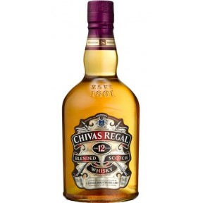 Chivas Regal 12 Jahre Blended Scotch Whisky 0,7 ltr