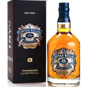 Chivas Regal 18 Jahre Blended Scotch Whisky