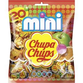 Chupa Chups Mini Lollipops 120 g