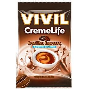 Vivil CremeLife Brasilitos Espresso zuckerfrei 110 g