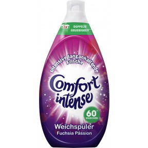 Comfort Intense Weichspüler Fuchsia Passion 900 ml