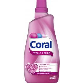 Coral Feinwaschmittel Wolle & Seide flüssig 1,5L